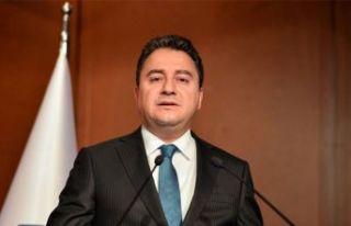 Ali Babacan AK Parti'den istifa etti!