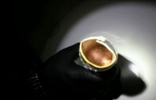 Bolu'da nükleer silah maddesi ele geçirildi