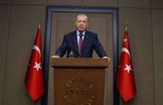 Cumhurbaşkanı Erdoğan, Irak heyetini kabul etti