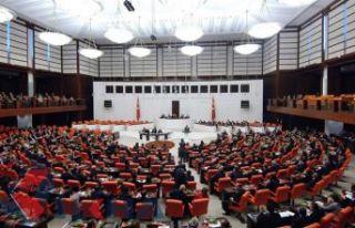 Dört partiden ortak 'Doğu Akdeniz' bildirisi