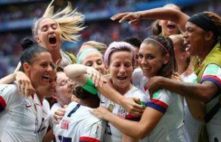 Dünya Kupası ABD'nin!