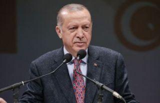 Erdoğan'dan 'kadın üniversitesi'...