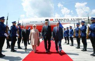 Erdoğan, Saraybosna'yı ziyaret edecek