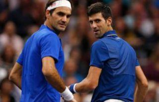 Finalin adı Federer - Djokovic!
