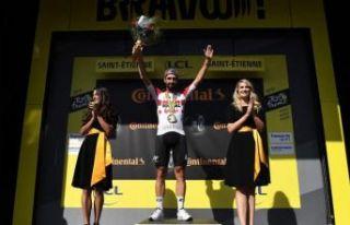 Fransa'da sekizinci etabın galibi Thomas De...