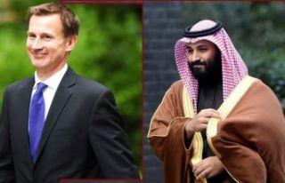 İngiltere'yi karıştıran 'Prens'...