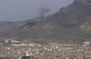 Suudi Arabistan hava üssüne saldırı!