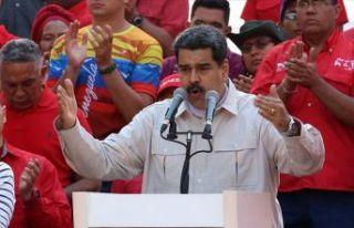 Maduro orduya talimat verdi