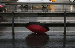 Meteoroloji uyardı... Fırtınaya dikkat!