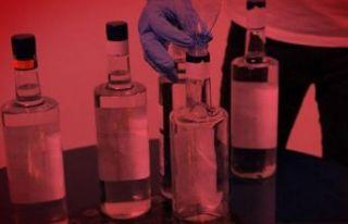 Metil alkol zehirlenmesinde ölenlerin sayısı artıyor