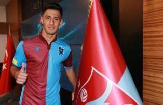 Muhammet Akpınar, Trabzonspor'da!