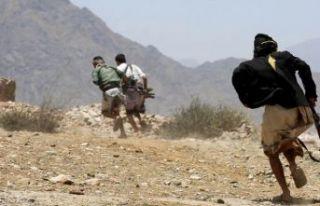 Sıcak çatışma... 20 militan öldürüldü