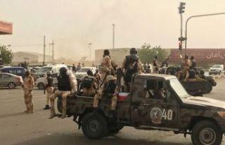 Sudan'da darbe girişimi!