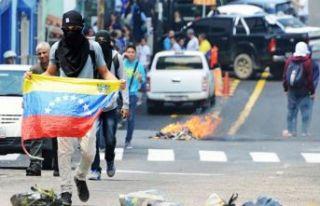 Venezuela krizi için Türkiye'ye davet