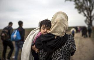 330 bin Suriyeli ülkelerine döndü