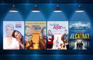Bu hafta sinemalarda 7 film var!