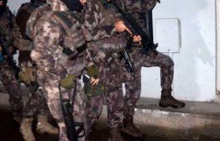 Bursa'da operasyon: 7 gözaltı