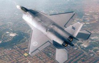 F-35 füzesi yerli uçakta kullanılacak