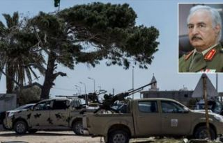 Libya UMH'den uluslararası topluma çağrı