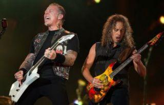 Metallica'dan çocuk hastanesine 250 bin avro...