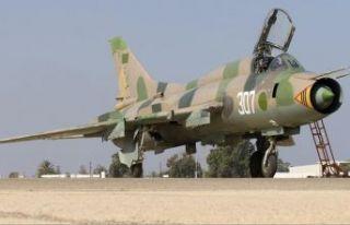 Muhalifler İdlib'de savaş uçağı düşürdü
