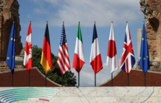 Rusya'ya G7 vetosu!