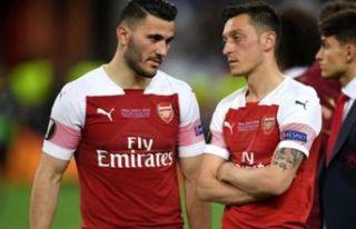 """Unai Emery'den """"Mesut ve Sead"""" açıklaması!"""