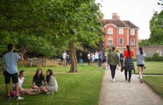 İngiltere'den yabancı öğrencilere müjde!