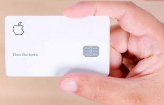İnovatif zarafet: Apple Card