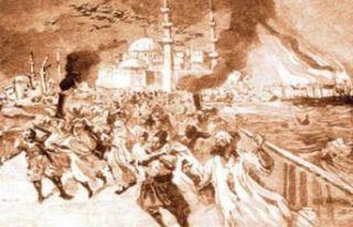 İstanbul'da 'Küçük Kıyamet'