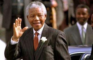 Nelson Mandela: Irkçılıkla mücadelenin sembolü!