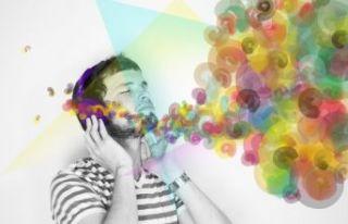 Renkleri koklamak, sesleri görmek: Sinestezi