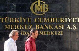 TCMB politika faizini açıkladı
