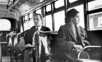Rose Parks: Irkçılığa tek başına meydan okuyan kadın!