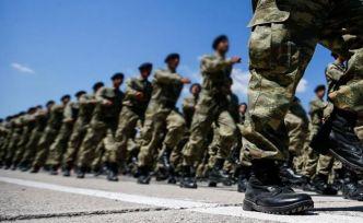 Gözler 'yeni askerlik sistemi' için Meclis'te