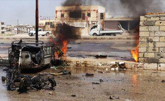 İdlib saldırılarında sivil kayıplar artıyor