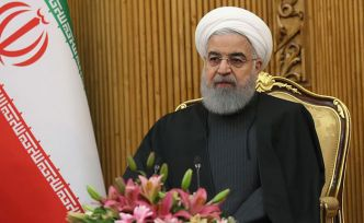 Ruhani'den ABD'ye gözdağı