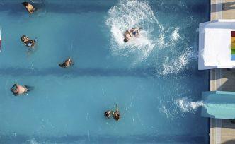 Havuza girecekler dikkat!