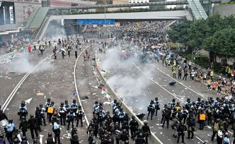 Hong Kong, askerî müdahaleyi kaldırabilir mi?