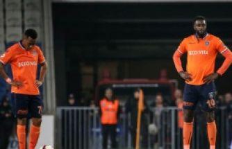 M.Başakşehir-Göztepe maçından kareler