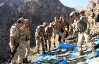 PKK'ya yönelik Kıran Operasyonu