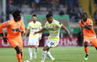 Alanyaspor, Fenerbahçe'yi yıktı!