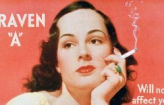 Bir zamanlar sigara içmek zararsızdı