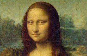 Mona Lisa dile geldi