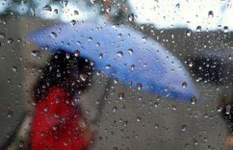 62 ile yağış uyarısı geldi!