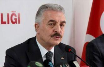 """""""MHP Genel Başkanı emir almaz"""""""