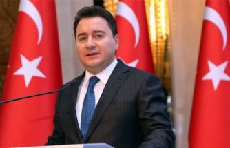 """'Ali Babacan yeni parti kuracak"""" iddiası"""
