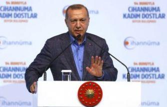 """Erdoğan'dan İmamoğlu'na: """"Böyle bir makama gelemez"""""""