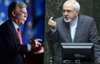 İran'dan ABD'ye 'savaş niyeti' suçlaması
