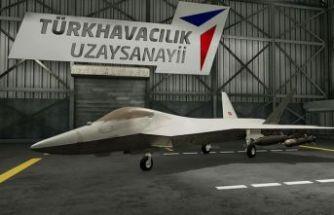 Karşınızda milli savaş uçağı!